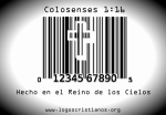 Colosenses 1-16 - Blanco