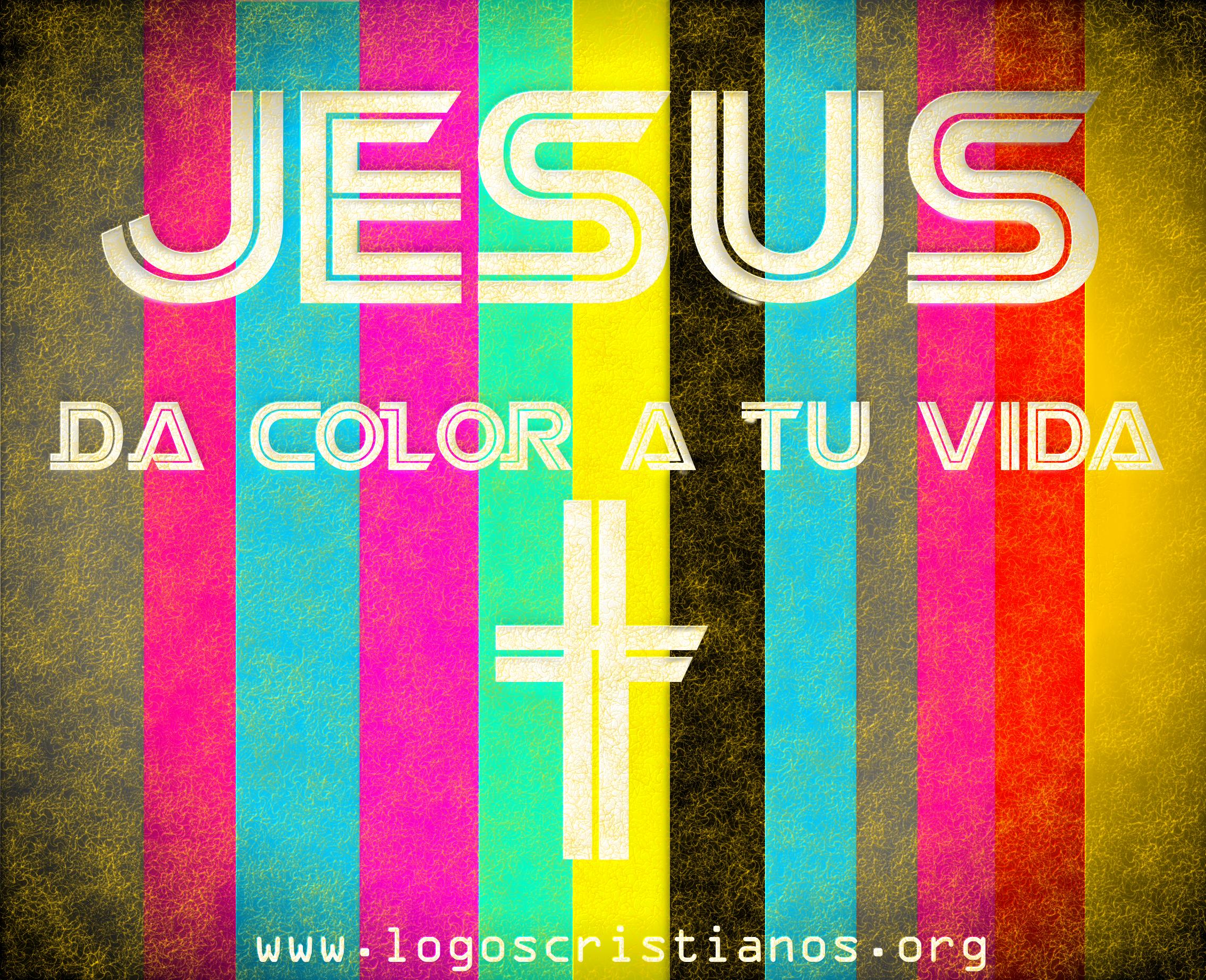 Jesus da color a tu vida -2 | Logos Cristianos