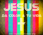 Jesus da color a tu vida -2